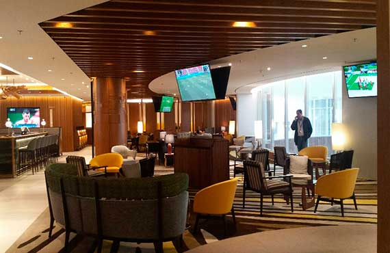 Iberia ofrece a sus clientes una nueva sala VIP en el aeropuerto de Rio de Janeiro