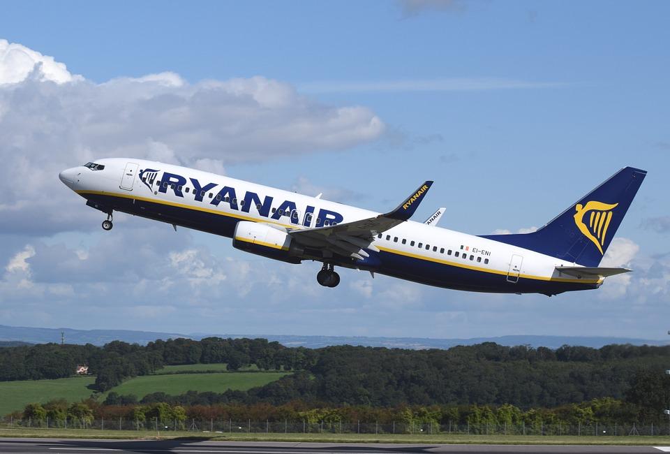 Ryanair lanza una Oferta de asientos a 18,69€