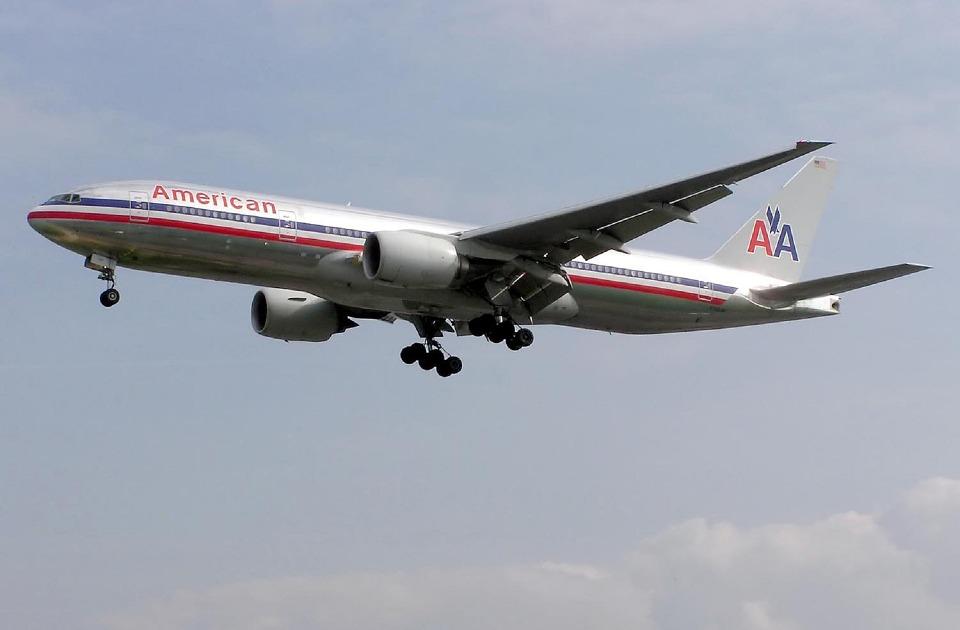 Viajes-American airlines