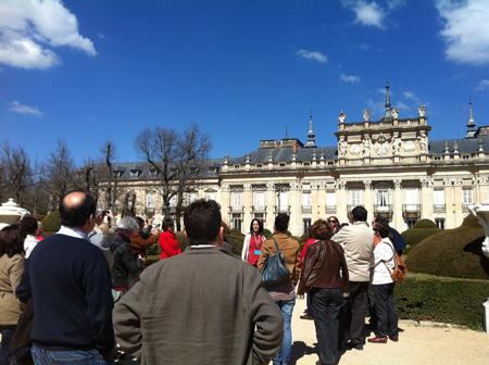 Viajes de familiarización del Patronato de Turismo de Segovia
