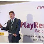 VIAJES   Renfe presenta su WiFi en trenes AVE