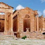 """VIAJES   Una de las """"villas de oro"""" del África romano-bizantina."""
