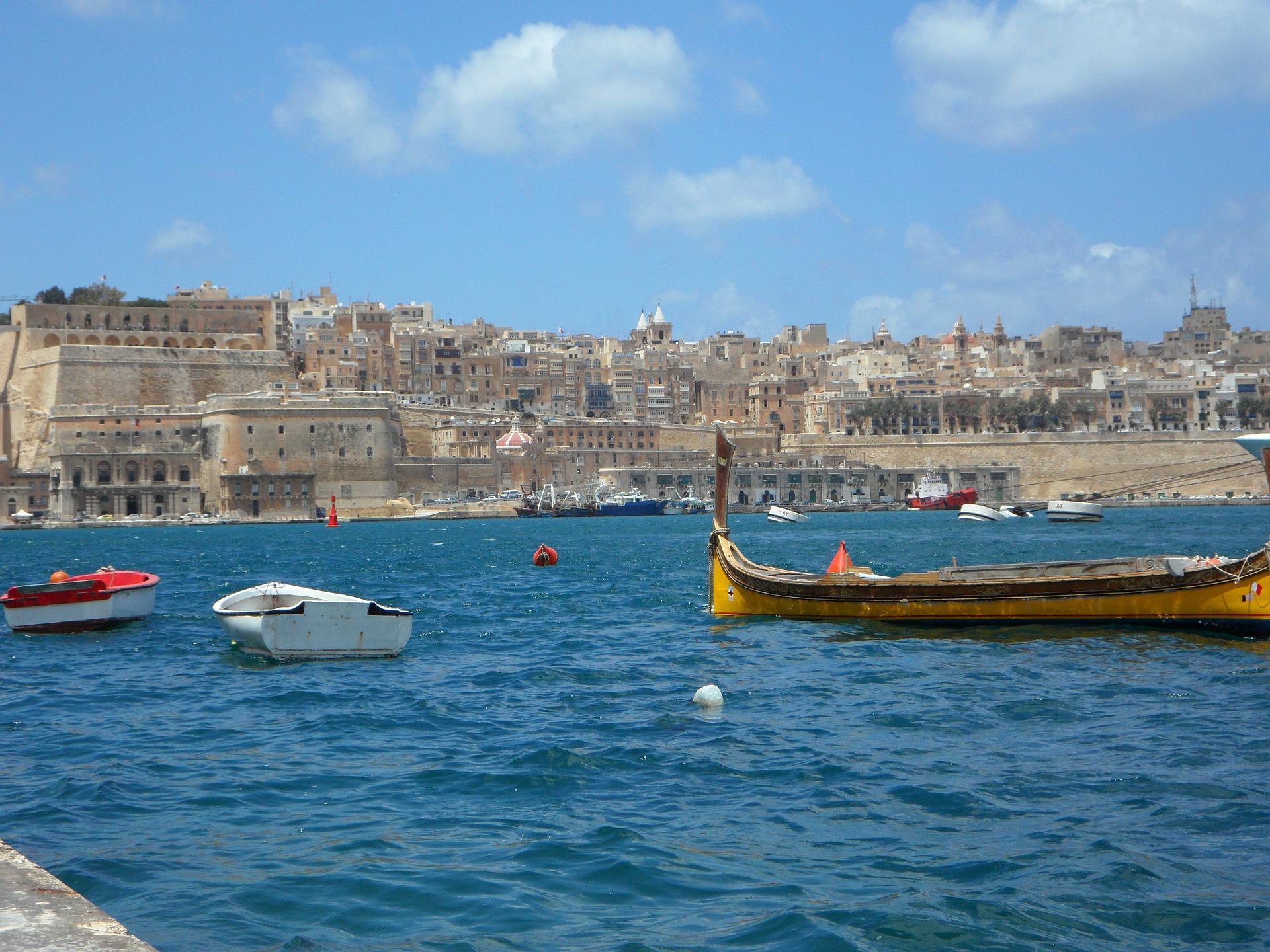 """VIAJES   Malta disfrútala, no es una isla más, es """"La Isla"""""""