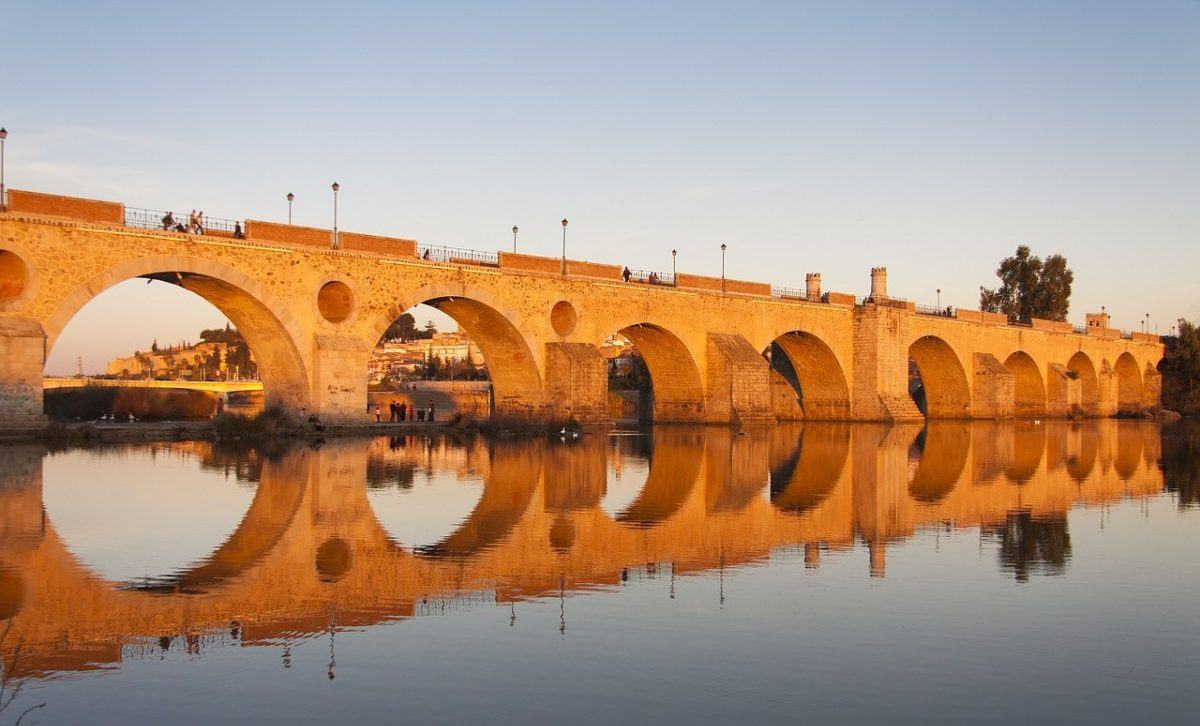VIAJES   Viajando por Badajoz