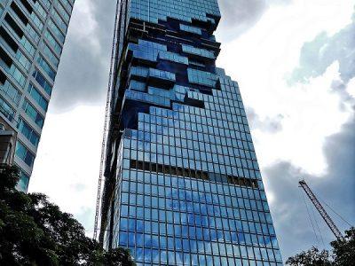 VIAJES   MahaNakhon: el edificio mas alto de Tailandia